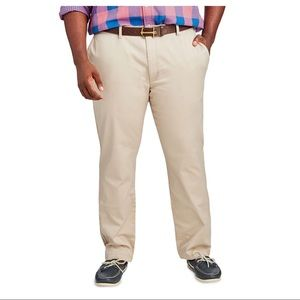 Vineyard Vines Big & Tall Breaker pants chino